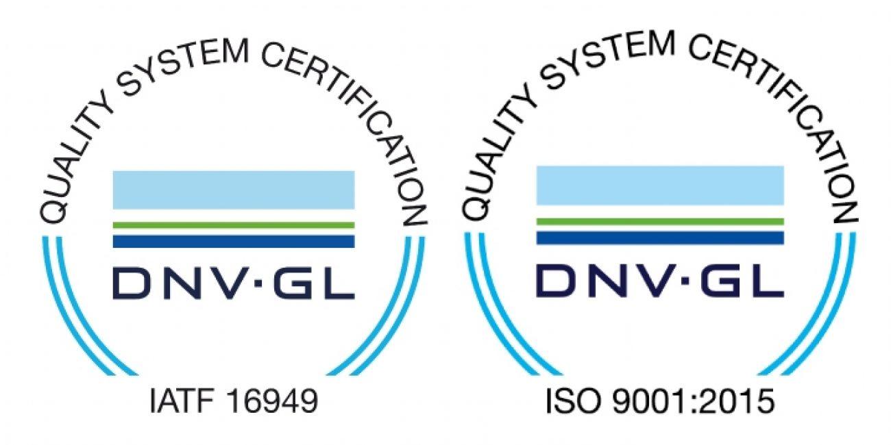 Zertifikate Bauckhage Logos