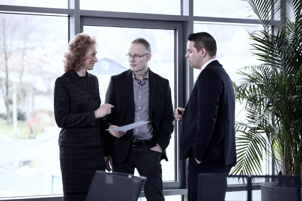 Otto Bauckhage CEO's 2