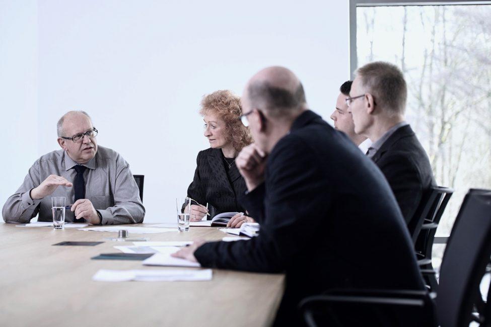 Otto Bauckhage meeting room