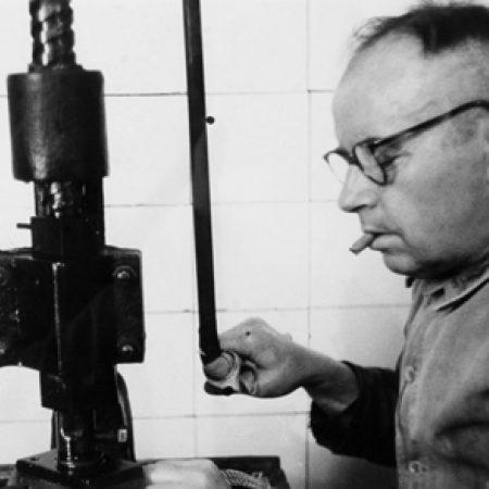 Otto Bauckhage history 1960