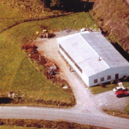 Otto Bauckhage company building 1970