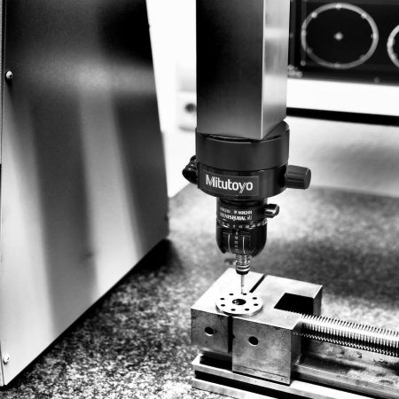 Otto Bauckhage quality control stamping parts